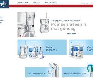 Waterpik Nederland