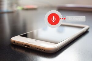 voice search: vooruitgang of frustratie